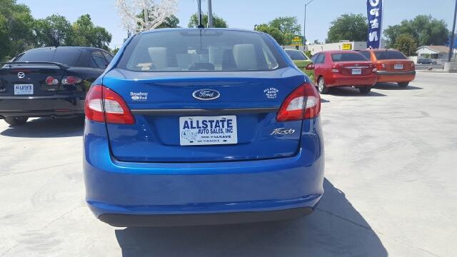 2011 Ford Fiesta SEL 4dr Sedan - Twin Falls ID