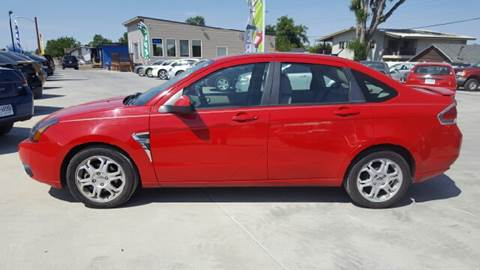 2008 Ford Focus for sale at Allstate Auto Sales in Twin Falls ID