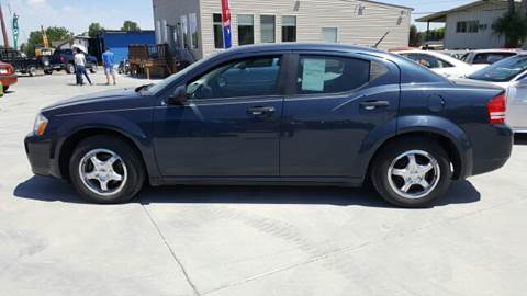 2008 Dodge Avenger for sale at Allstate Auto Sales in Twin Falls ID