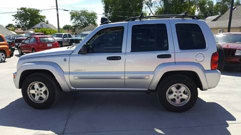 2004 Jeep Liberty for sale at Allstate Auto Sales in Twin Falls ID