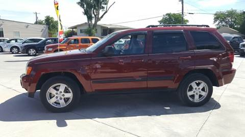2007 Jeep Grand Cherokee for sale at Allstate Auto Sales in Twin Falls ID