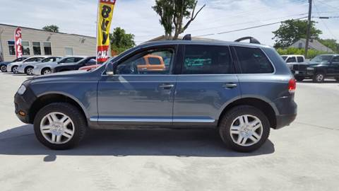2004 Volkswagen Touareg for sale at Allstate Auto Sales in Twin Falls ID