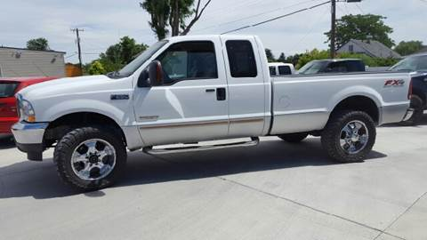 2004 Ford F-250 Super Duty for sale at Allstate Auto Sales in Twin Falls ID