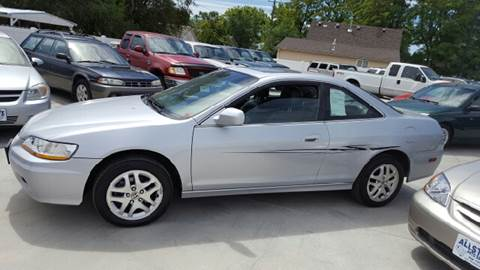 2001 Honda Accord for sale at Allstate Auto Sales in Twin Falls ID