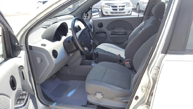 2005 Chevrolet Aveo LT 4dr Hatchback - Twin Falls ID