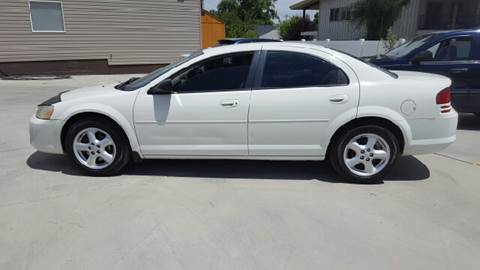 2005 Dodge Stratus for sale at Allstate Auto Sales in Twin Falls ID