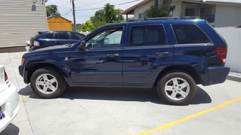 2005 Jeep Grand Cherokee for sale at Allstate Auto Sales in Twin Falls ID