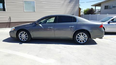2008 Buick Lucerne for sale at Allstate Auto Sales in Twin Falls ID