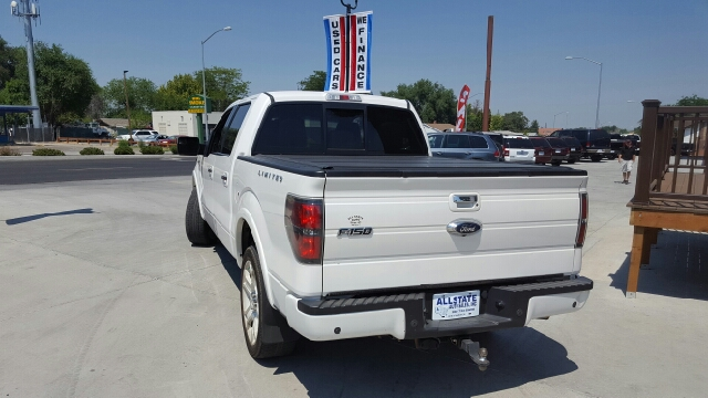 2011 Ford F-150 4x4 Lariat Limited 4dr SuperCrew Styleside 5.5 ft. SB - Twin Falls ID