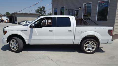 2011 Ford F-150 for sale at Allstate Auto Sales in Twin Falls ID