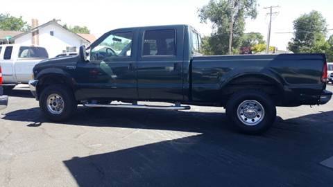 2002 Ford F-250 Super Duty for sale at Allstate Auto Sales in Twin Falls ID