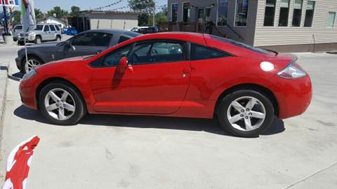 2007 Mitsubishi Eclipse for sale at Allstate Auto Sales in Twin Falls ID