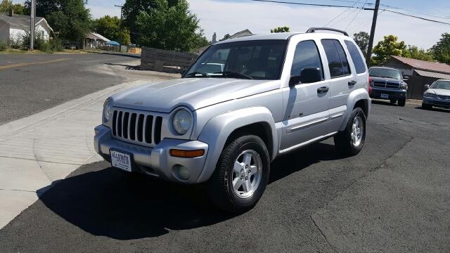 2002 Jeep Liberty Limited 4dr 4WD SUV - Twin Falls ID