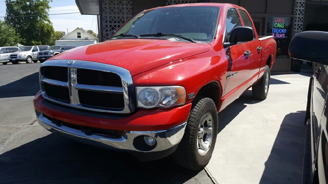 2004 Dodge Ram Pickup 1500 for sale at Allstate Auto Sales in Twin Falls ID