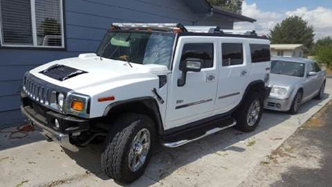 2006 HUMMER H2 for sale at Allstate Auto Sales in Twin Falls ID
