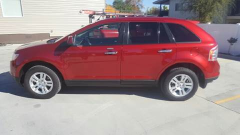 2008 Ford Edge for sale at Allstate Auto Sales in Twin Falls ID