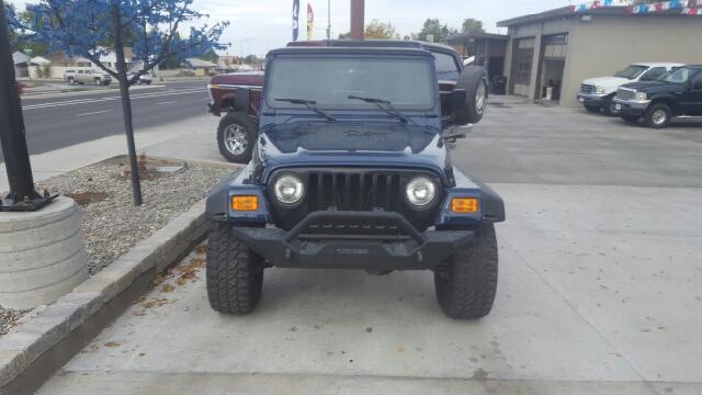 2005 Jeep Wrangler Sport (image 3)