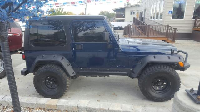 2005 Jeep Wrangler Sport (image 5)
