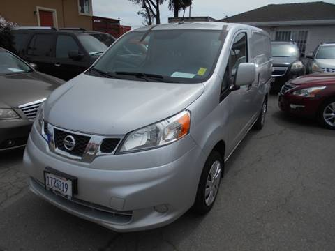 2015 Nissan NV200 for sale in Richmond, CA