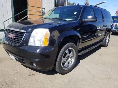 2008 GMC Yukon XL for sale in Richmond, CA