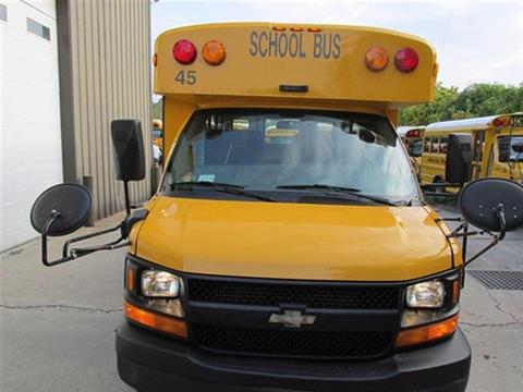 2007 Chevrolet School Bus For Sale In Long Island NY