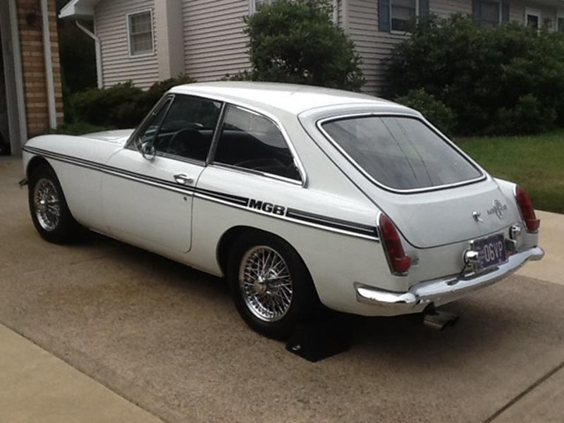 1968 Mg Mgb In Long Island NY - Classic Cars for Sale New York