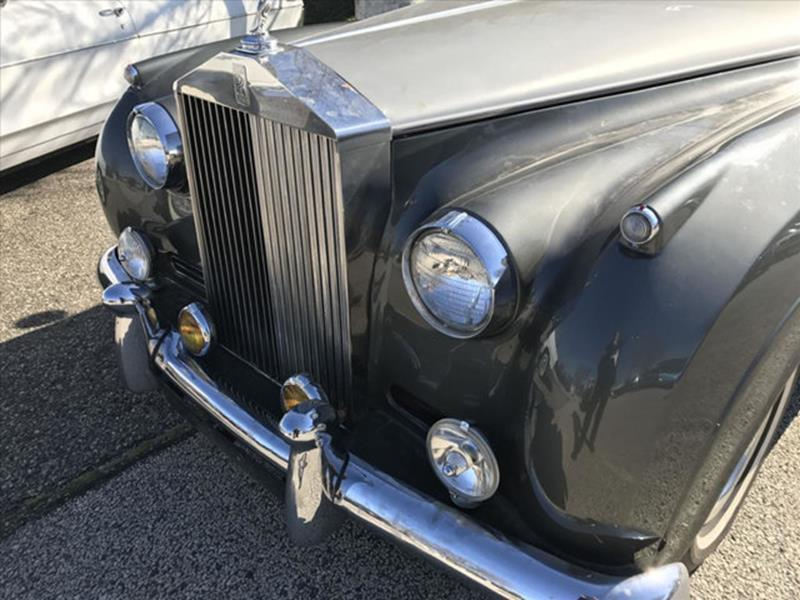 1960 Rolls-Royce Silver Cloud 3 In Long Island NY - Classic Cars ...