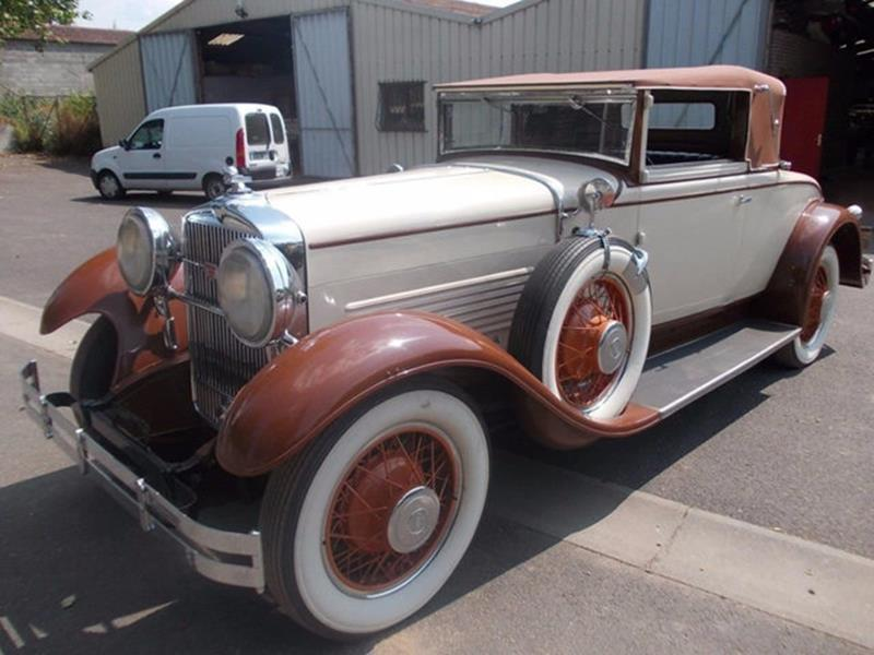 1929 Stutz Model M Cabriolet For Sale In Long Island NY - Classic ...