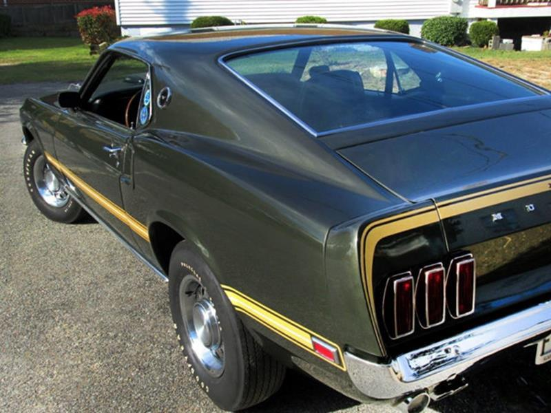 1969 Ford Mustang Mach 1 In Long Island NY - Classic Cars for Sale ...
