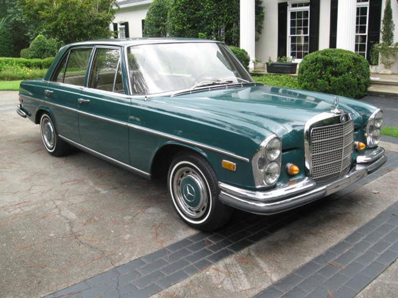 1968 Mercedes-Benz 280-Class For Sale In Long Island NY - Classic ...