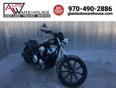 2016 Honda Fury for sale in Fort Collins, CO