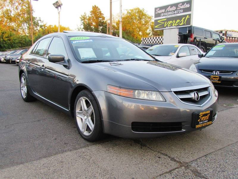 2005 Acura Tl 3.2 4dr Sedan In Sacrato CA - Everest Auto Center