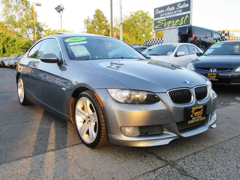 Bmw Series I Dr Coupe In Sacramento CA Everest Auto - Bmw 335i 2008 coupe