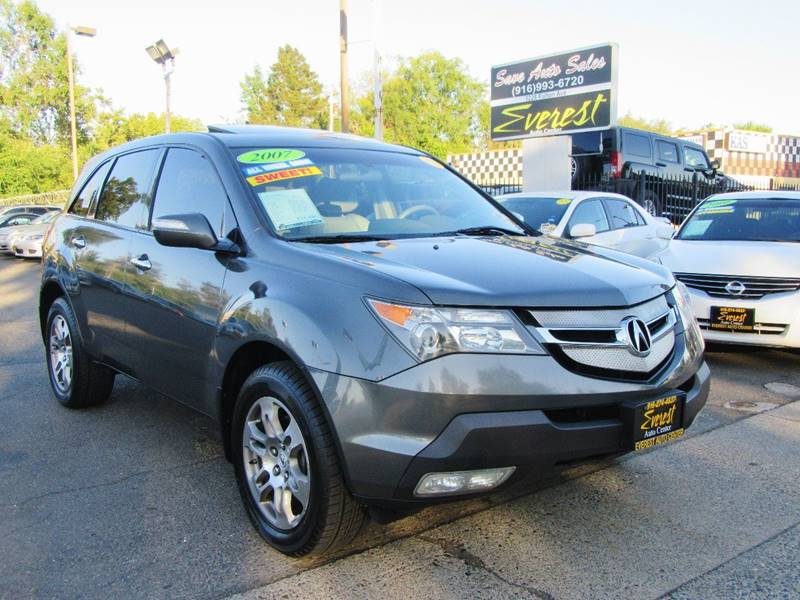 2007 acura mdx sh awd 4dr suv w technology and entertainment package rh everestautocenter com 2017 Acura MDX 2005 Acura MDX