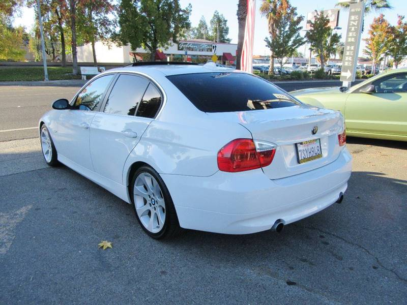 2008 Bmw 3 Series 335i 4dr Sedan In Sacramento CA
