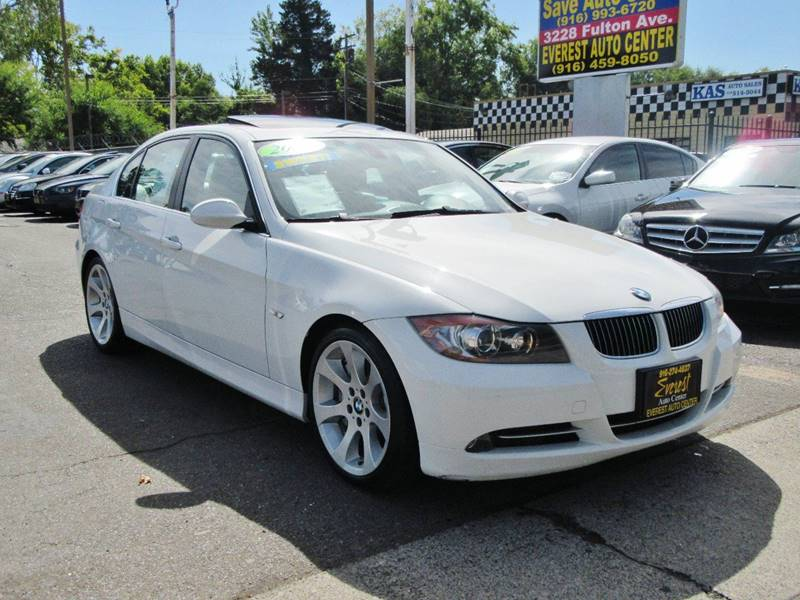 2007 bmw 3 series 335i 4dr sedan in sacramento ca. Black Bedroom Furniture Sets. Home Design Ideas