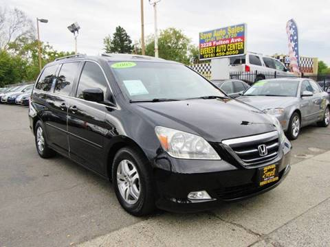 2005 Honda Odyssey for sale in Sacramento, CA