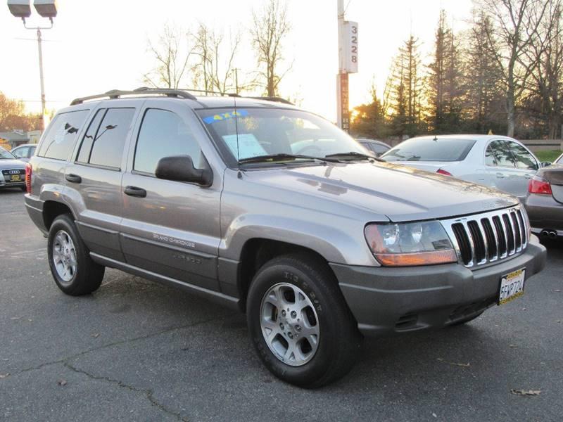 1999 Jeep Grand Cherokee Laredo 4dr SUV   Sacramento CA