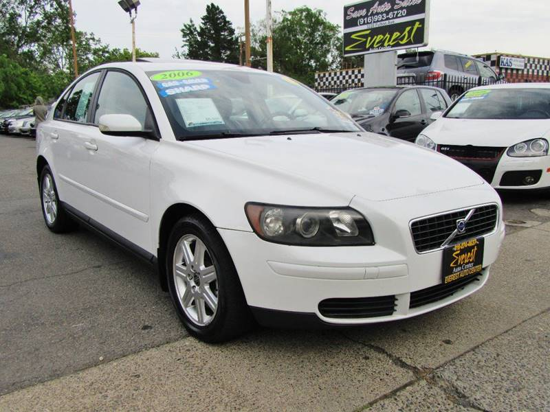 2006 Volvo S40 2 4i 4dr Sedan In Sacramento Ca Everest