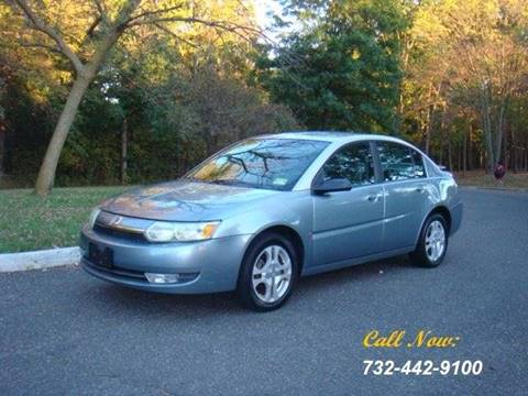 2003 Saturn Ion for sale in Perth Amboy, NJ