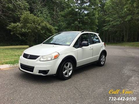 2007 Suzuki SX4 Crossover for sale in Perth Amboy, NJ