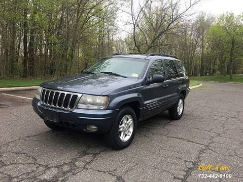2002 Jeep Grand Cherokee for sale in Perth Amboy, NJ