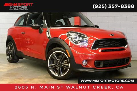 2013 MINI Paceman for sale in Walnut Creek, CA