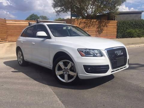 2012 Audi Q5 for sale in San Antonio, TX