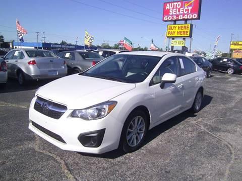 2012 Subaru Impreza for sale in Oklahoma City, OK