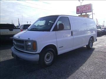 2002 Chevrolet Express Cargo for sale in Oklahoma City, OK