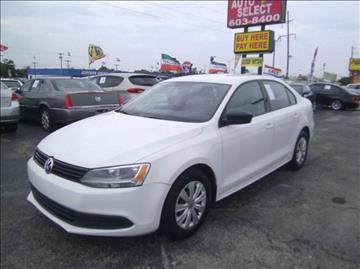 2013 Volkswagen Jetta for sale in Oklahoma City, OK