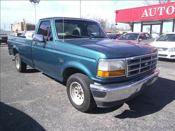 1996 Ford F-150 for sale in Oklahoma City, OK