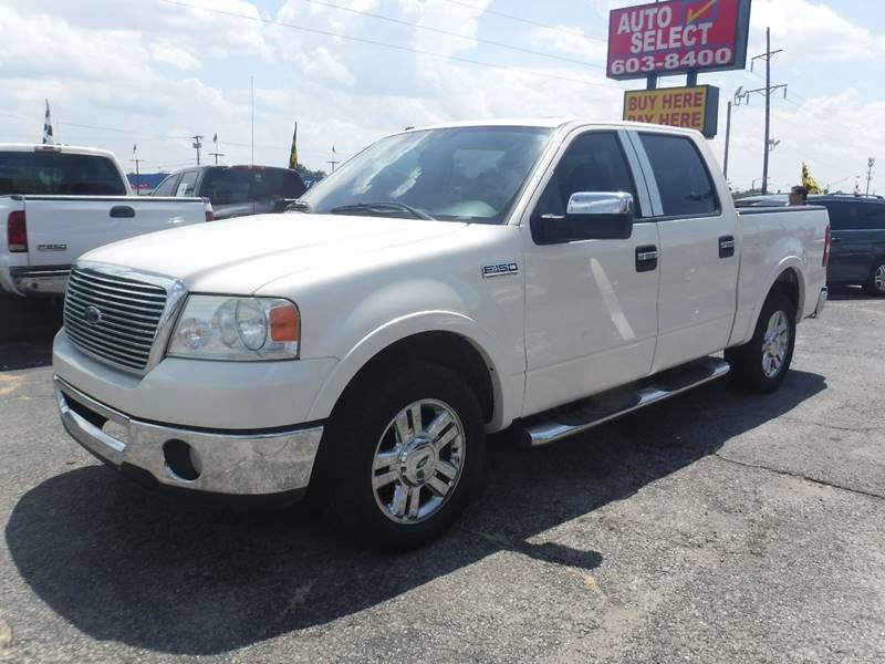 Ford F  For Sale At Auto Select In Oklahoma City Ok
