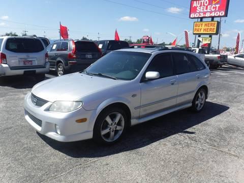 2003 Mazda Protege5 for sale in Oklahoma City, OK